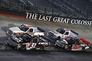 NASCAR Truck Breaking news Bristol NASCAR Truck race date adjusted for triple-header weekend