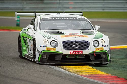 Bentley working on electric Continental GT3