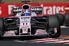 Force India, en çok yarış turu atan takım oldu