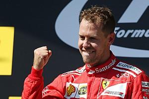 F1 Noticias de última hora Vettel se queda en Ferrari tres años más