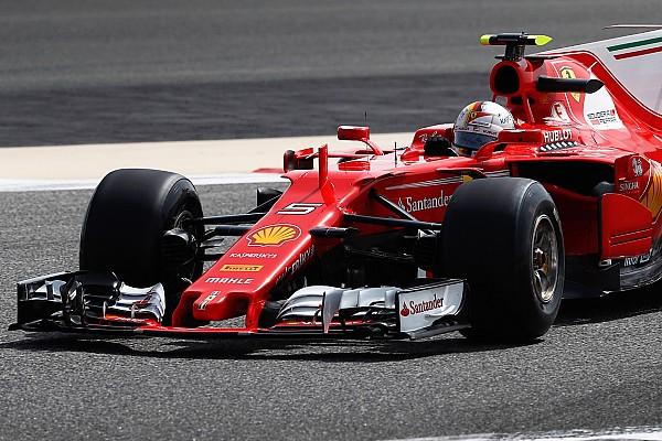 Formel 1 Stromausfall bei Ferrari: Vettel mit gemischtem Fazit zum F1-Test