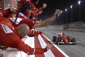 Формула 1 Новость Феттель признан гонщиком дня на Гран При Бахрейна