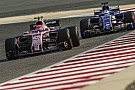 Force India ve Sauber AB'ye yaptığı F1 şikayetinden vazgeçti