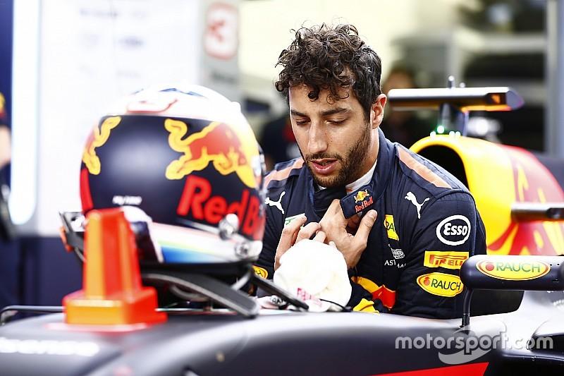 """Оновлення зроблять з Red Bull """"ракету"""" — Ріккардо"""