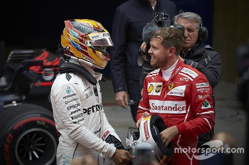 Hamilton et son respect inégalé pour Vettel