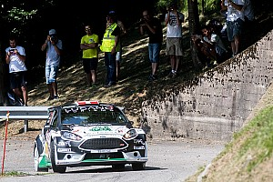 Rallye suisse Actualités Rallye du Tessin: bis repetita pour Crugnola, Carron en difficulté!