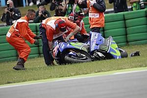 MotoGP BRÉKING Vinales szerint az asseni élete legfurcsább kiesése