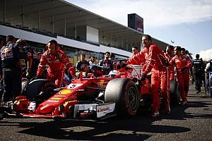 F1 突发新闻 法拉利为质量部门调派专家