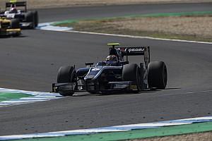 FIA F2 Relato da corrida Markelov vence corrida 2 em Jerez; Sette Camara é 14º