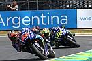 """MotoGP Rossi: """"Viñales speelde een beetje vals"""""""