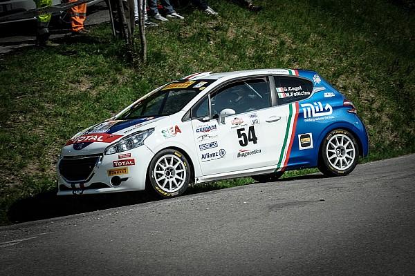 Peugeot Competition 208 Rally: al Casentino si restringe la lotta