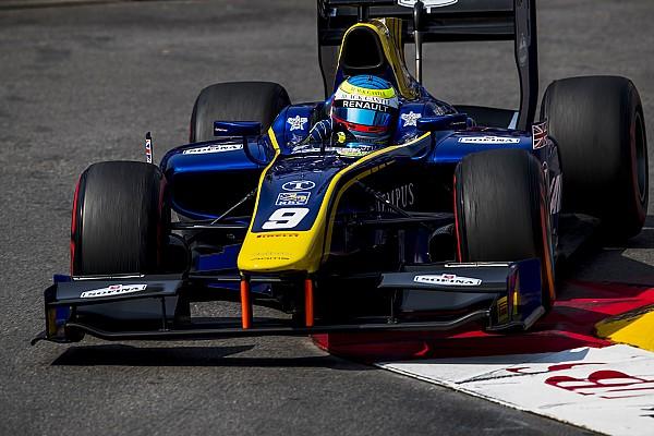 FIA F2 Gara Gara 1: Leclerc K.O, Rowland vince a Monaco e riapre il campionato
