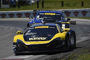 PWC Race report Mid-Ohio PWC: Parente dominates GT opener for McLaren
