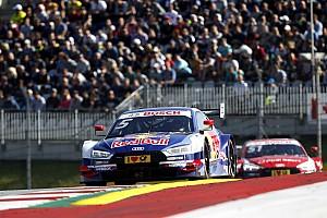 DTM Raceverslag DTM Red Bull Ring: Ekström doet gouden zaak voor kampioenschap met zege