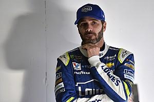 NASCAR Cup Noticias de última hora Johnson en su camino al título: