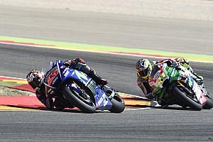 MotoGP Noticias de última hora Viñales pagó cara su inexperiencia con los neumáticos