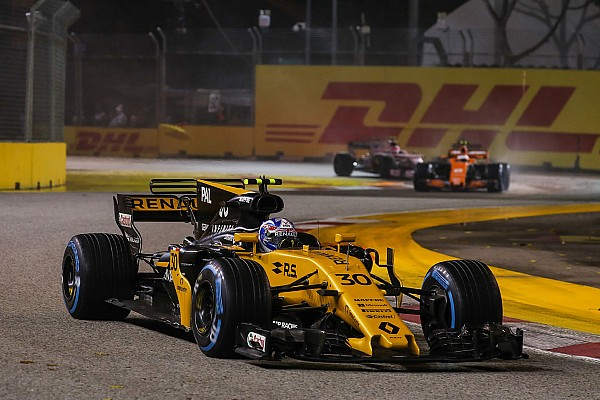 Formula 1 Breaking news Palmer: I can leave Renault with my head held high