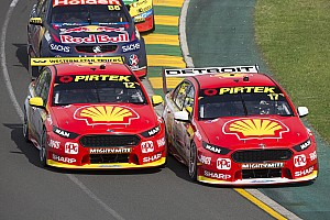 Supercars Breaking news Coulthard says Tasmania crucial to Penske form