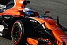 A pályán teljesen másképp mutat az új McLaren-Honda
