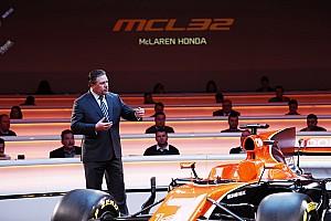 Формула 1 Важливі новини Браун: McLaren не має фінансових проблем