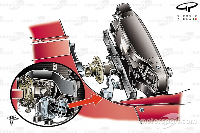 Análise técnica: Ferrari copia Mercedes e melhora largada