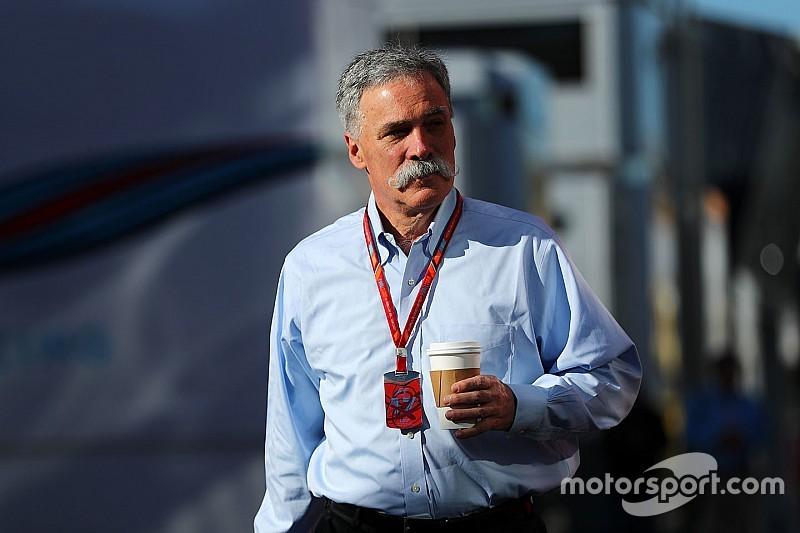 "Carey quer implementar ""mudança de cultura"" na F1"