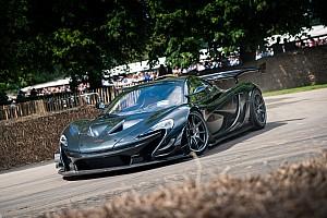 その他 速報ニュース 世界で5台。マクラーレンP1 LM、鈴鹿サウンド・オブ・エンジンに登場