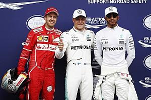 F1 Reporte de calificación Bottas le ganó la pole a Vettel por muy poco en Austria