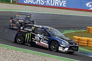 World Rallycross Résumé de course Q3 - Solberg se replace, Loeb deuxième