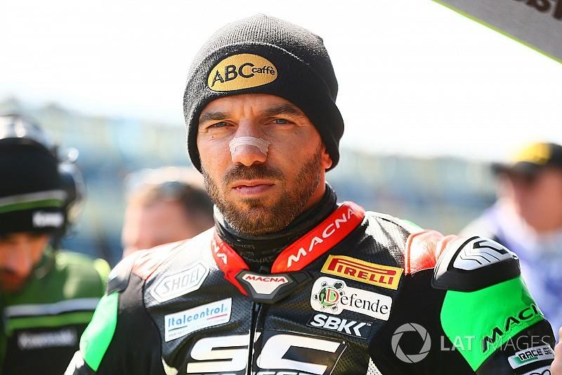 De Angelis to replace injured Simeon at Silverstone