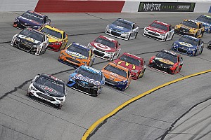 NASCAR Cup News Aufgeschoben: NASCAR-Strecke Atlanta kriegt keinen neuen Asphalt