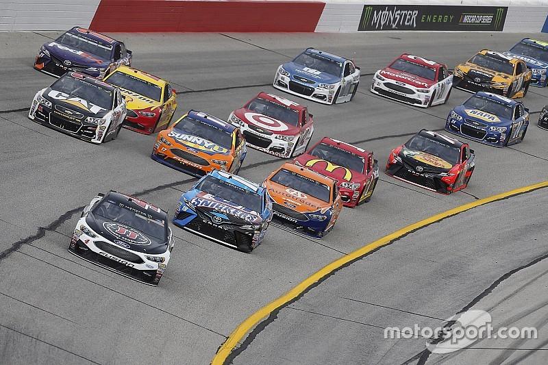 Aufgeschoben: NASCAR-Strecke Atlanta kriegt keinen neuen Asphalt