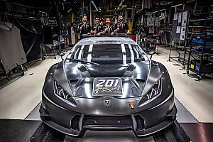 Lamborghini Super Trofeo Ultime notizie Lamborghini Squadra Corse: oltre 200 vetture prodotte in soli 24 mesi