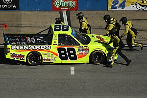 NASCAR Truck Commentary New Chase format salvages title hopes of Crafton and Jones