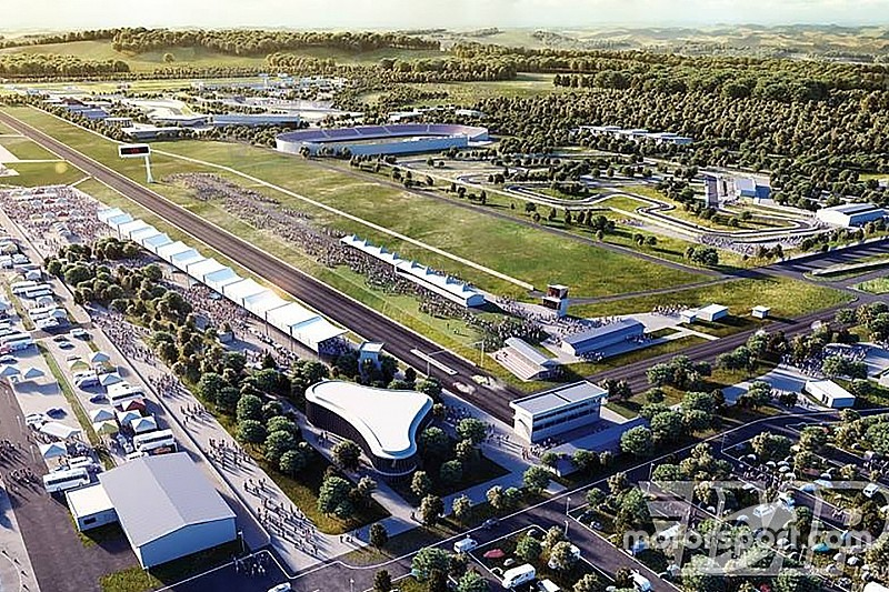 $220m targeted for Queensland Raceway upgrade