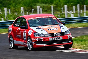 Touring Qualifying report Chennai Vento Cup: Todkari clinches maiden pole