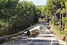 Video: Überschlag von Andreas Mikkelsen bei der Rallye Spanien