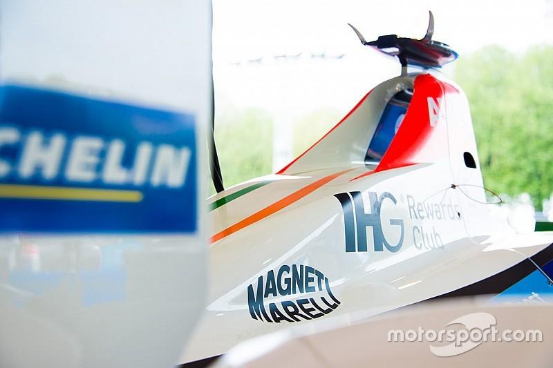 Magneti Marelli enters Formula E with Mahindra