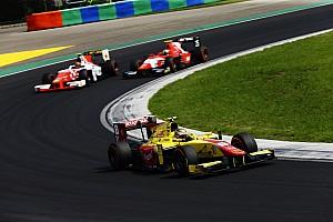 FIA F2 Preview Jadwal lengkap FIA F2 Hongaria 2017