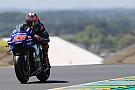 MotoGP Viñales, el mas rápido en el test colectivo en Montmeló