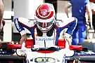 """GP3 Piquet bate na segunda prova, mas destaca: """"Temos ritmo"""""""