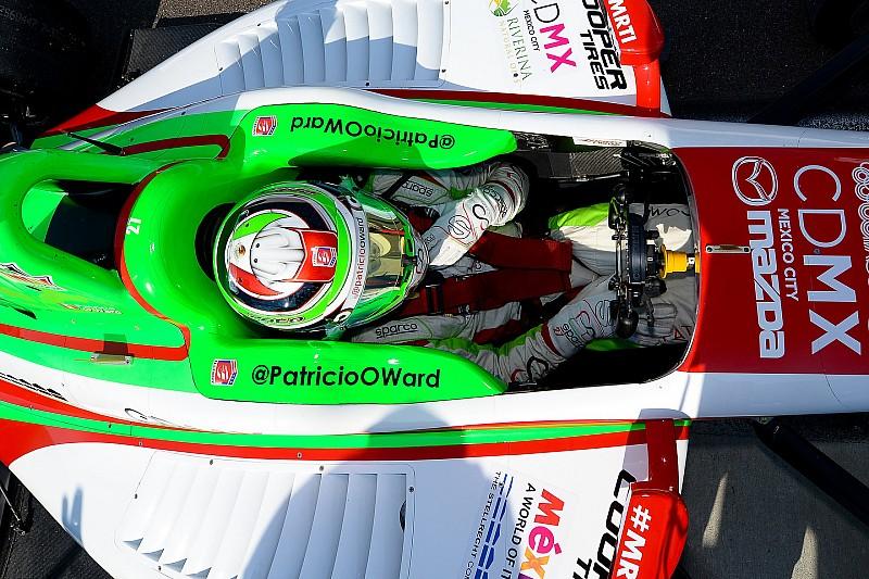 Mid-Ohio Indy Lights: O'Ward beats Herta again