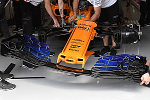 Formula 1 Special feature Spanish GP: Latest F1 tech updates, direct from the garages