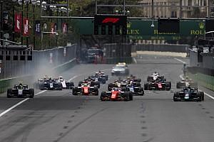 FIA F2 Actualités La F2 en essais pour résoudre le problème de l'embrayage