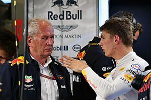 """Marko kritisch op ongeduldige Verstappen: """"Resultaat telt pas als je over de finish komt"""""""