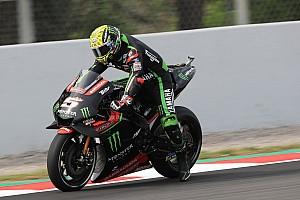 MotoGP Réactions En troisième ligne, Zarco reste confiant