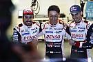 Nakajima coloca Toyota de Alonso na pole position de Le Mans