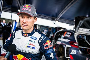 WRC Breaking news Ogier given suspended points penalty, fined €10,000