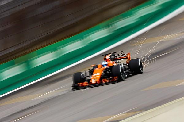 Alonso: McLaren peut viser mieux que la 4e place en 2018