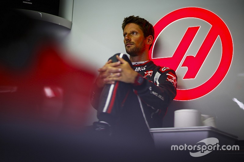 Grosjean: Kazanamayacağıma inansaydım bugün F1'de olmazdım